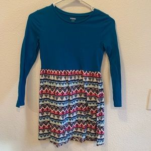Girls size 7/8 Gymboree dresses lot of 2